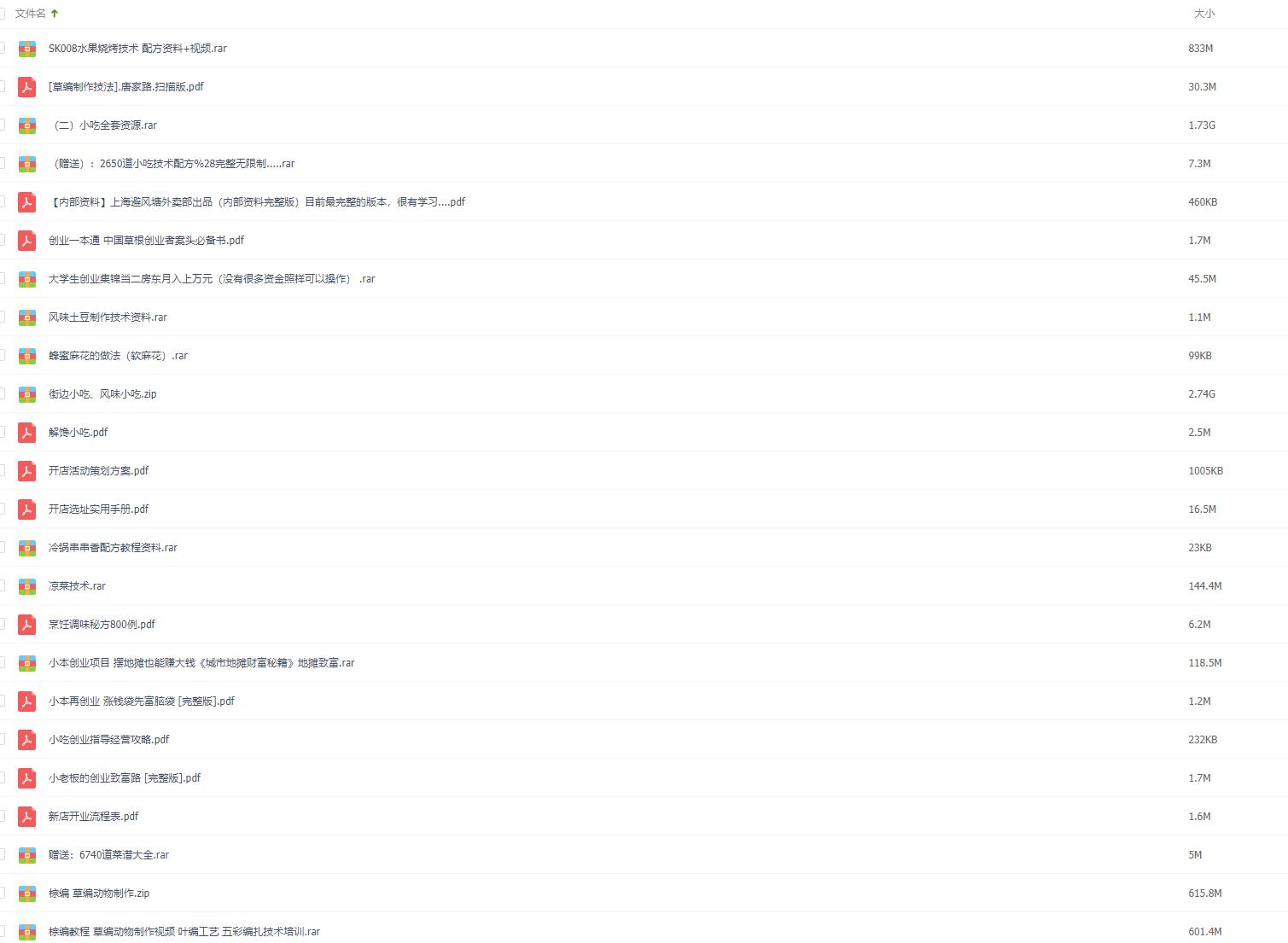 新手摆地摊教程摆地摊卖什么好最全资料包(100g+)